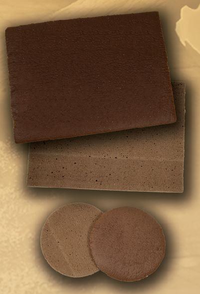 Base de bizcocho de cacao